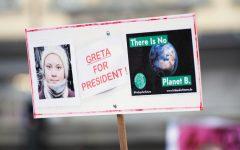 greta thunberg for president