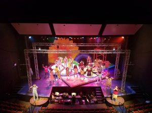 Century College Theatre performance on stage.