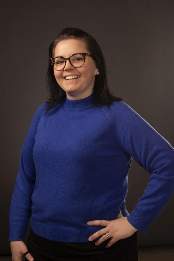 Headshot of Krista Marette Spring 2020