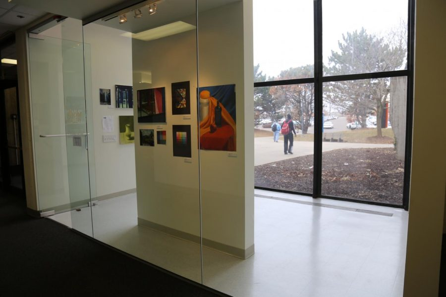 The Niche Gallery at Century College West Campus