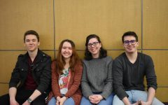 Team of student members who produce the podcast series