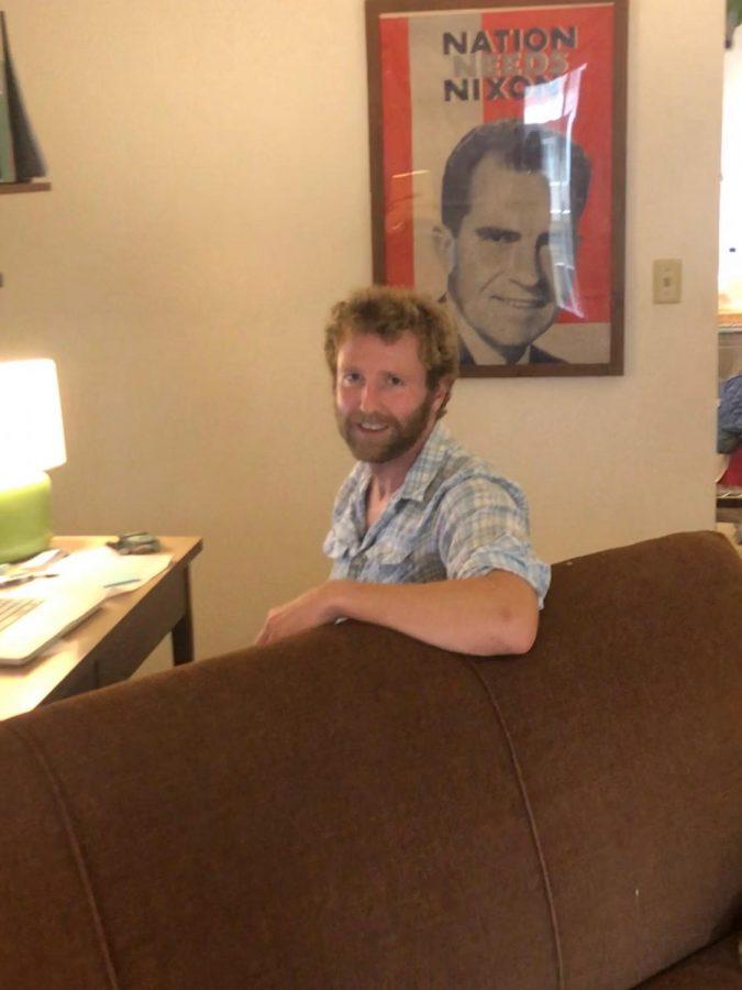 Headshot of Erick Hagen