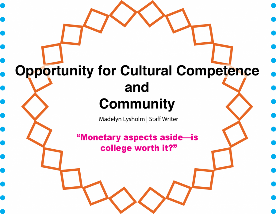 Opportunity for Cultural Competence  and  Community