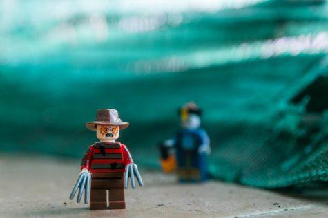 Lego Freddy Krueger