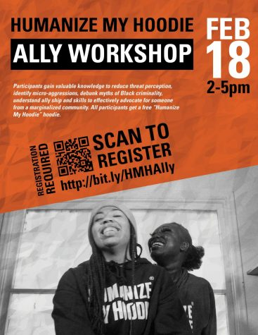 Humanize my Hoodie: Ally Workshop http://bit.ly/HMHAlly