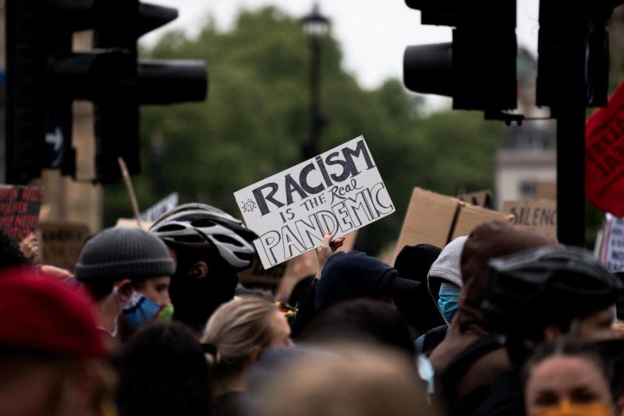 Taken at a Black Lives Matter Protest in London