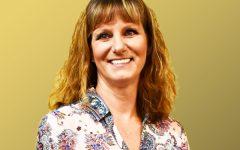 Portrait of Pam Engebretson.